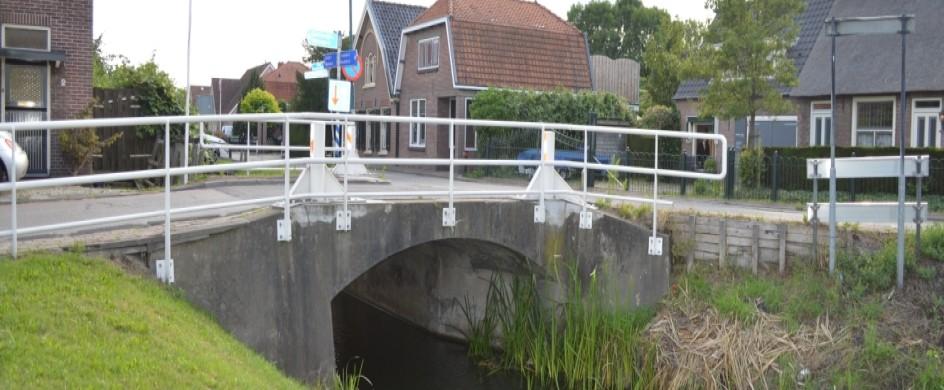Brug in Westbroek